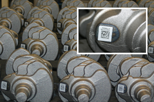 LabeLase® System for Forged Steel Components