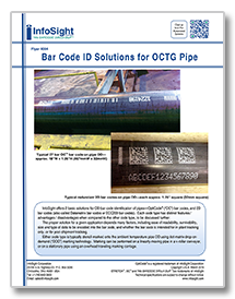 Barcode ID Solutions for OCTG Pipe