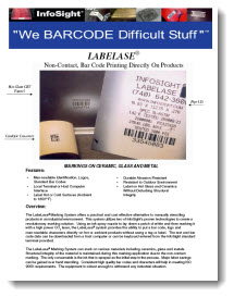 LABELASE® Direct Marking Brochure