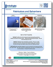 Fabricators and Galvanizers Brochure