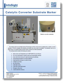 Catalytic Converter Marking System