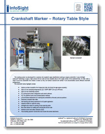 Crankshaft Marker
