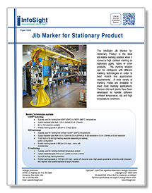 Jib Marker for Stationary Product Brochure